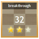 breakthrough in pawn endgames